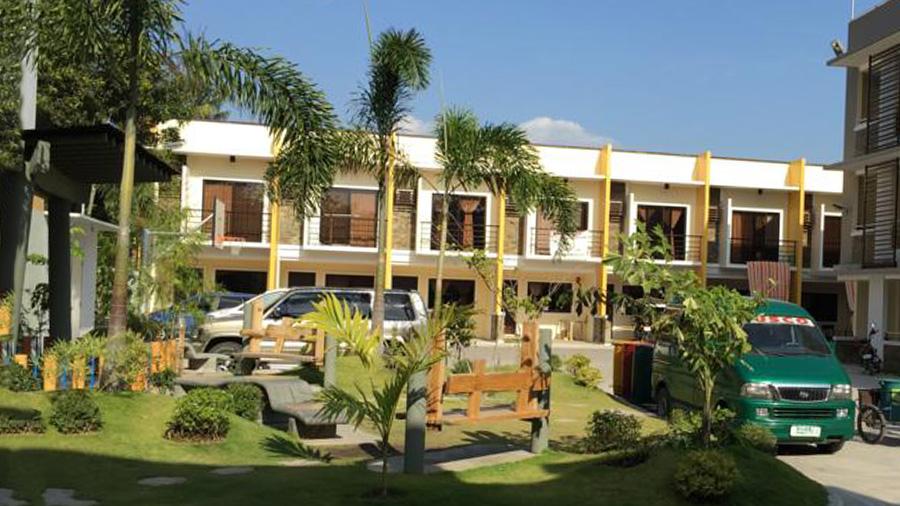 Dumaguete City - Hermogina Apartments