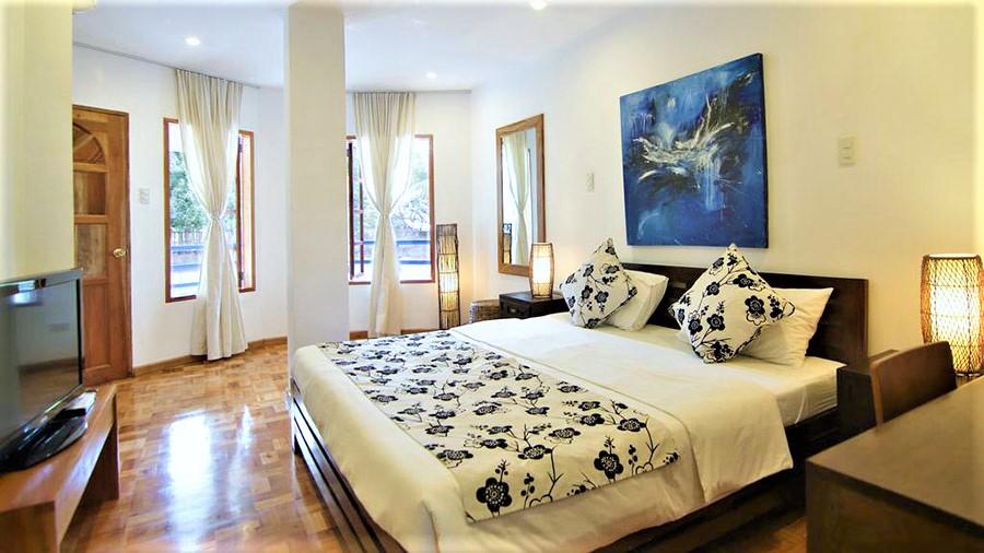 Dumaguete Apartments - Villa in Blue