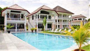 Villa in Blue - Dumaguete Apartments