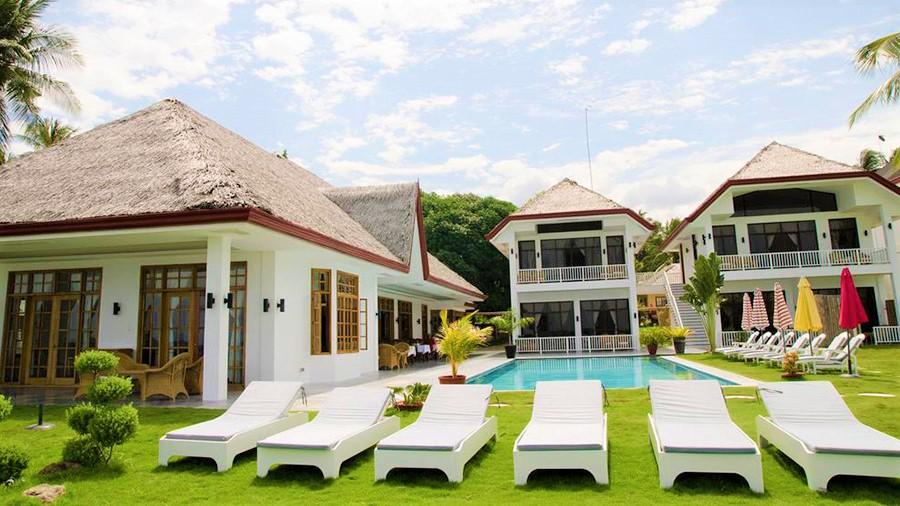 Villa in Blue - Rental Apartments